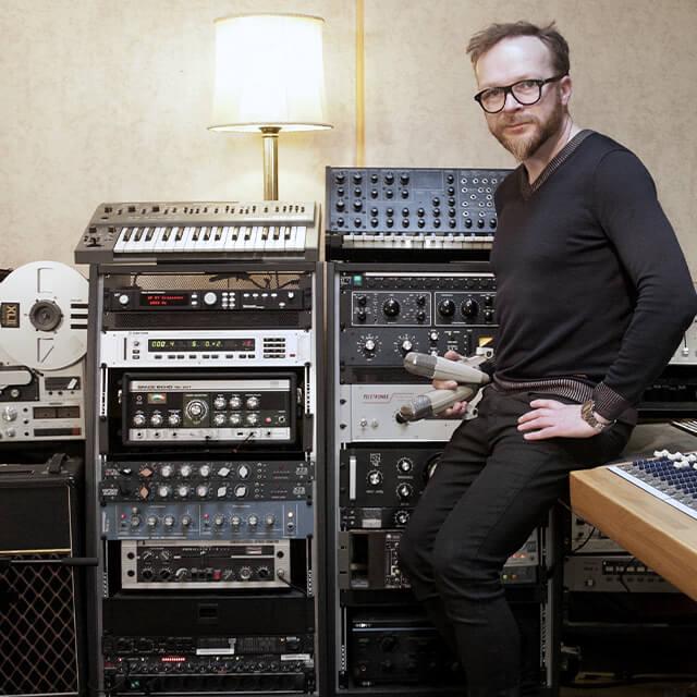 Mix og Mastering af musik i Vanløse hos David Elberling