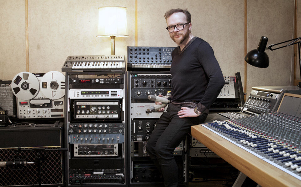 David Elberling lyd, Mix og Mastering af musik samt professionel Musikproduktion